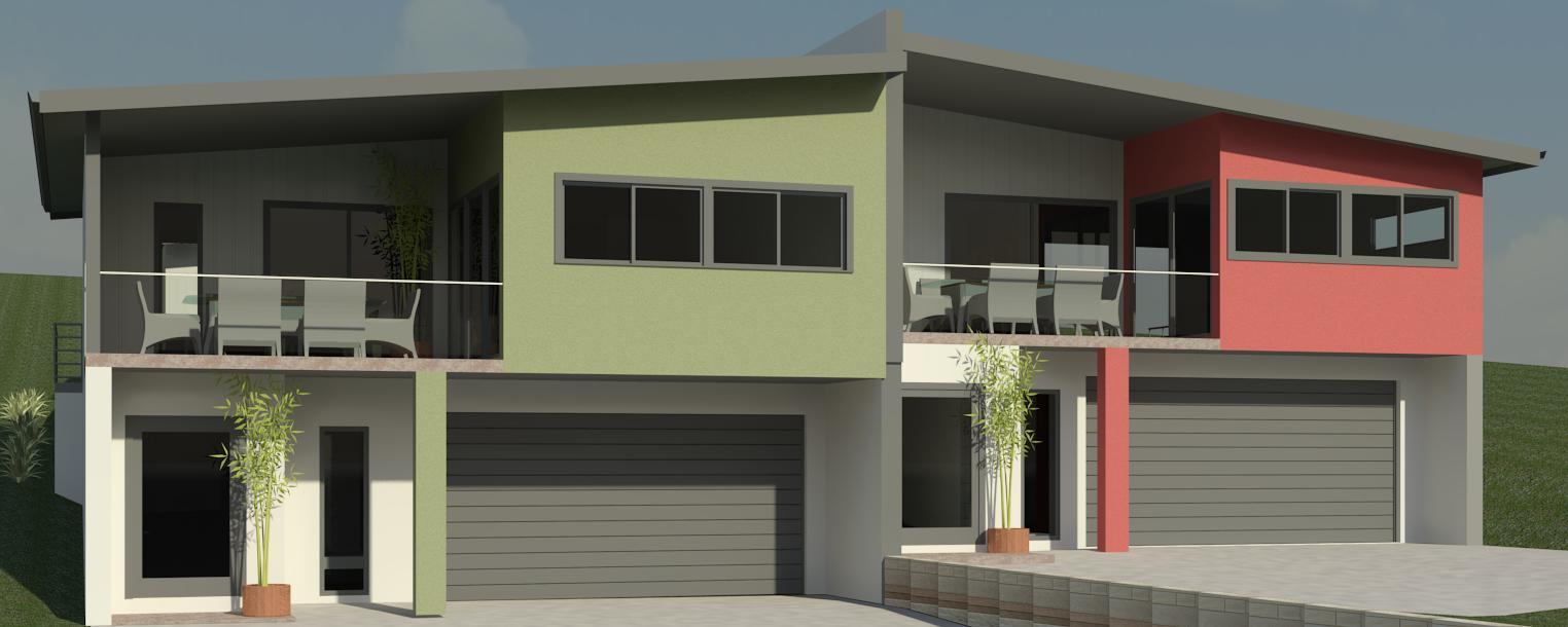 Palms House Plan