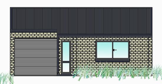 Edgewood Single Story House Plan