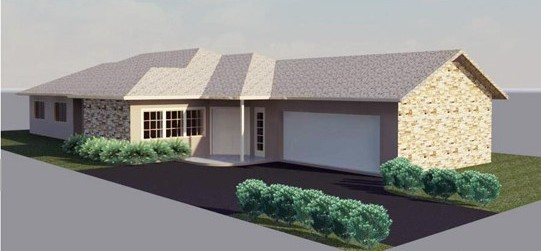 Elizabeth House Plan Single Storey