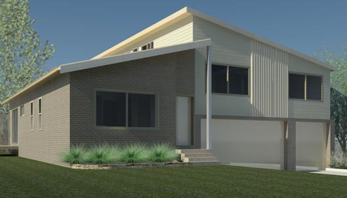 Hollymount House Plan