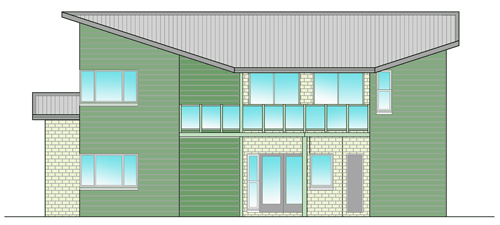 Jarvie House Plan