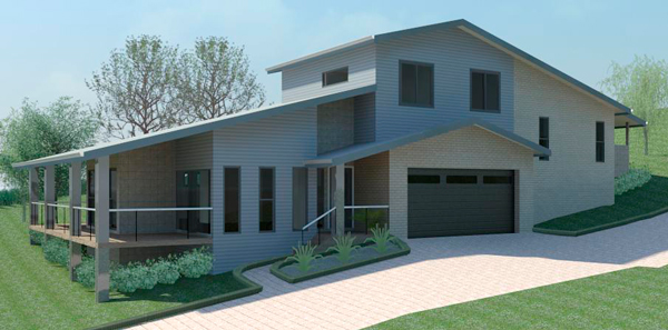 Split Level House Home Plans Online